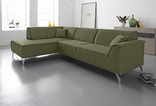 inosign ecksofa auf rechnung kaufen baur. Black Bedroom Furniture Sets. Home Design Ideas
