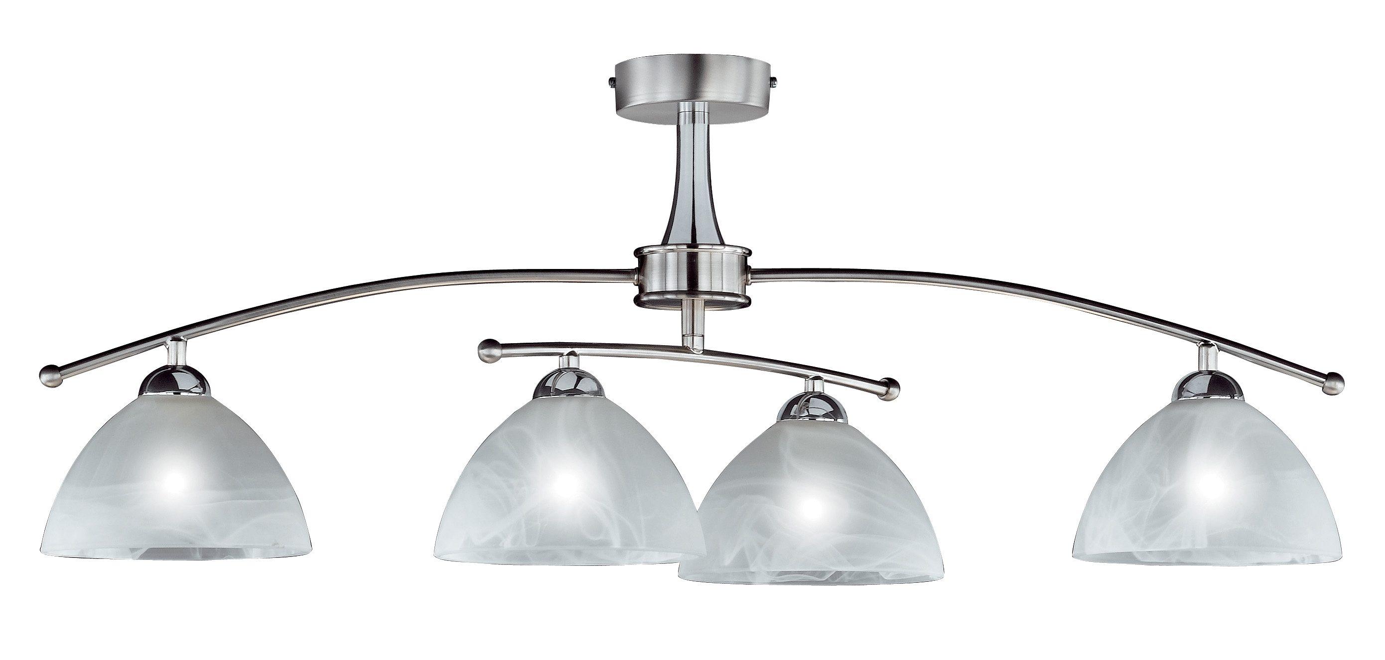 FISCHER & HONSEL Deckenleuchte Prestige, E14, Deckenlampe