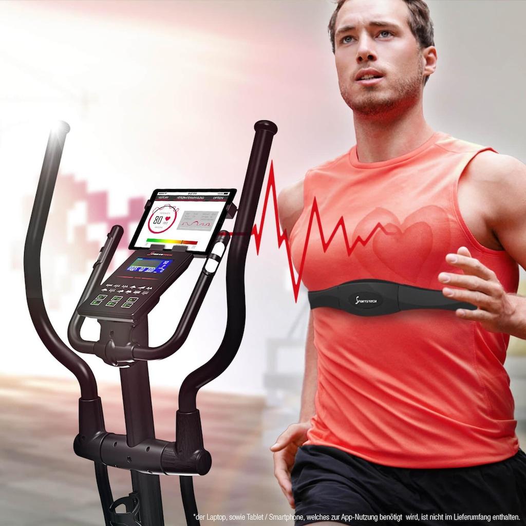 Sportstech Ellipsentrainer »CX2«