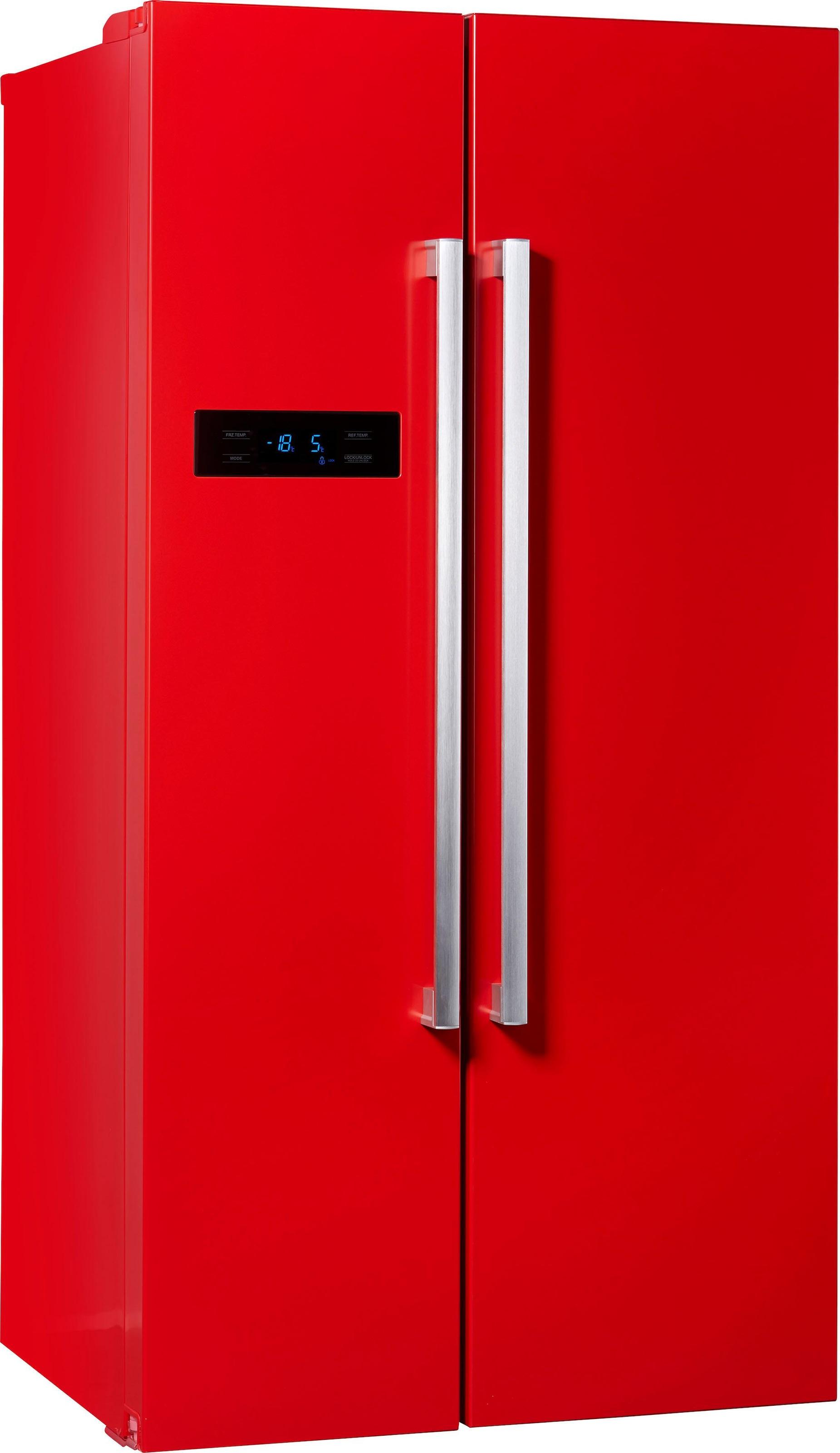 Side By Side Kühlschrank Ice Crusher : Geräumige side by side kühlschränke kaufen baur