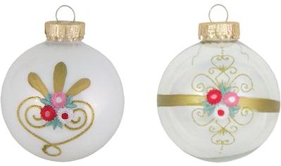 """Krebs Glas Lauscha Weihnachtsbaumkugel """"CBK500014A"""" kaufen"""