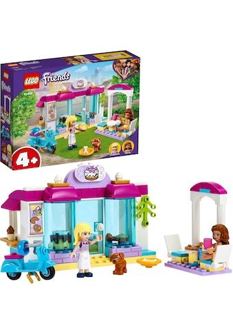 LEGO® Konstruktionsspielsteine »Heartlake City Bäckerei (41440), LEGO® Friends«, (99 St.), Made in Europe kaufen