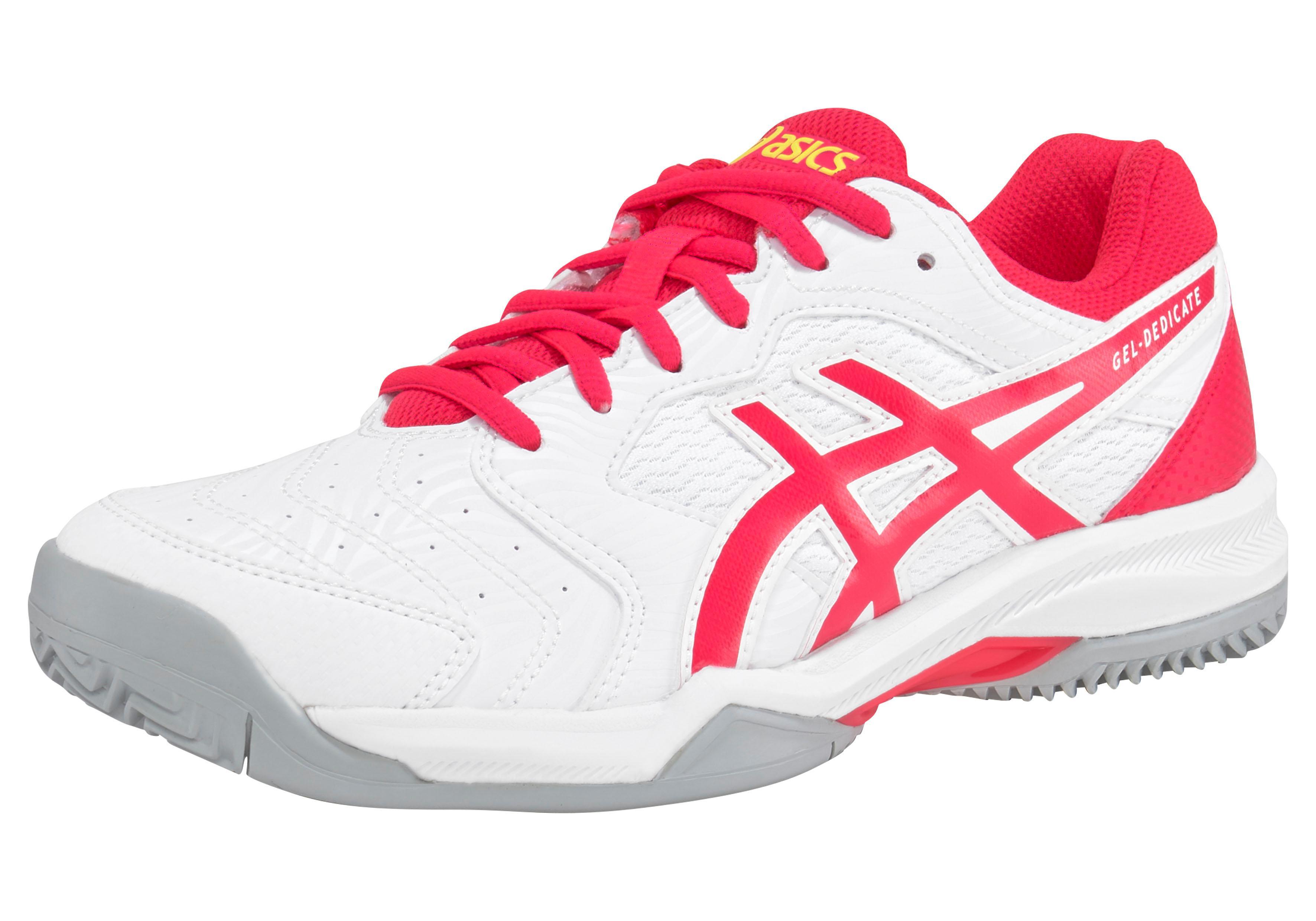 Asics Tennisschuh GEL-DEDICATE 6 CLAY Damenmode/Schuhe/Sportschuhe/Tennisschuhe