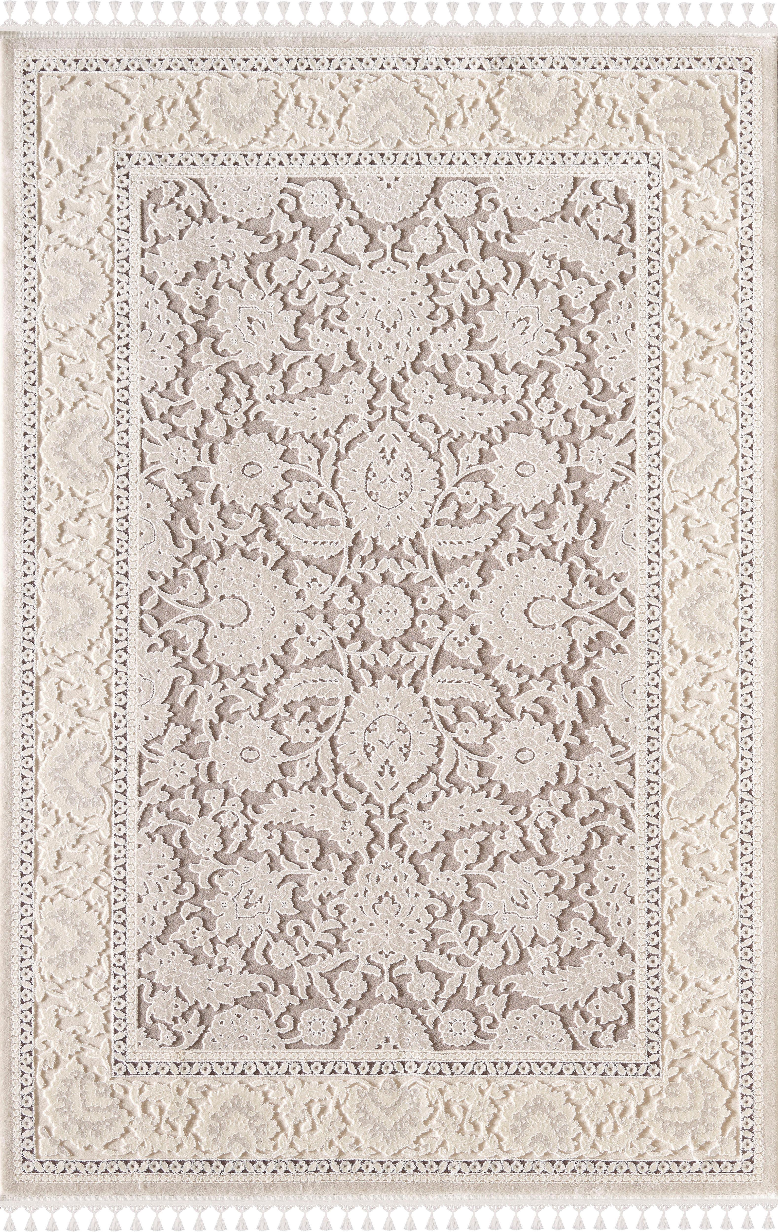 Teppich Delüks 6821 Sanat Teppiche rechteckig Höhe 12 mm maschinell gewebt