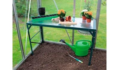 VITAVIA Pflanztisch , grün, BxLxH: 54x121x76cm kaufen