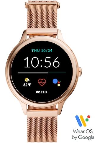 Fossil Smartwatches Smartwatch »GEN 5E, FTW6068«,  kaufen