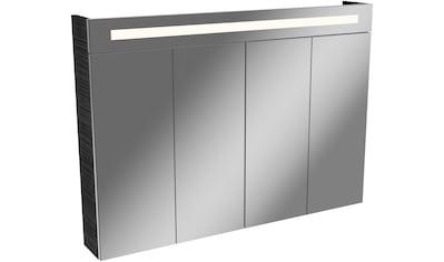 FACKELMANN Spiegelschrank »Twindy«, Breite 110 cm, 4 Türen kaufen