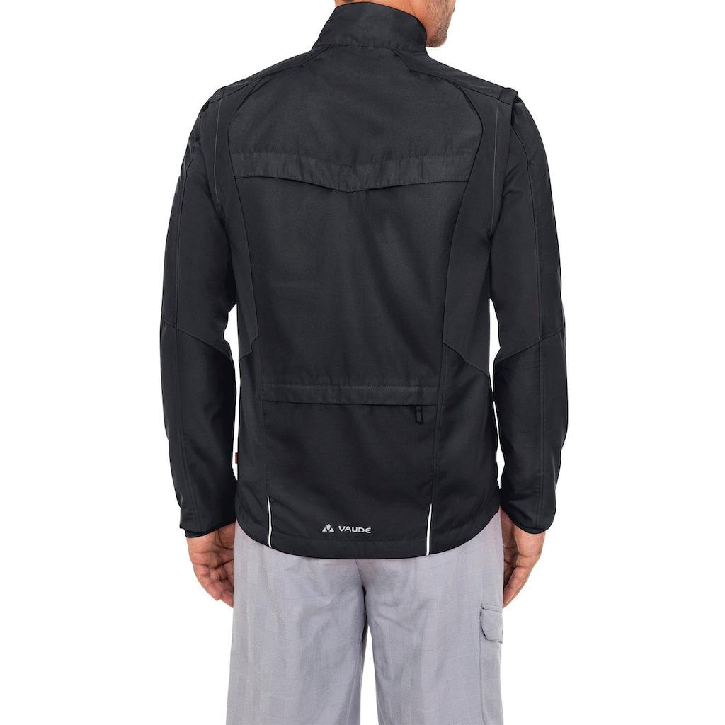 VAUDE Fahrradjacke »Dundee Classic ZO Jacket«