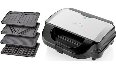 eta 4-in-1-Sandwichmaker »SORENTO ETA315190010«, 900 W kaufen