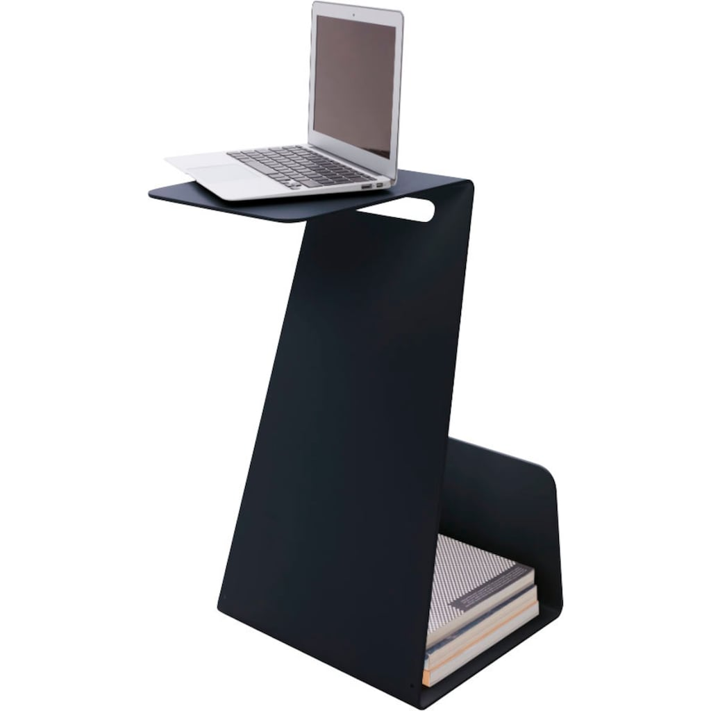 Müller SMALL LIVING Beistelltisch »SWAN«, auch als Home-Office Platz nutzbar