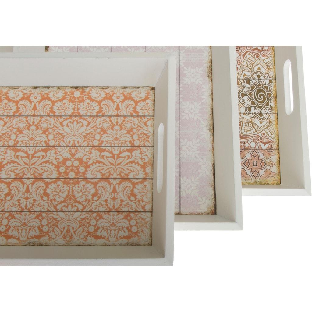 Myflair Möbel & Accessoires Tablett, 3er-Set