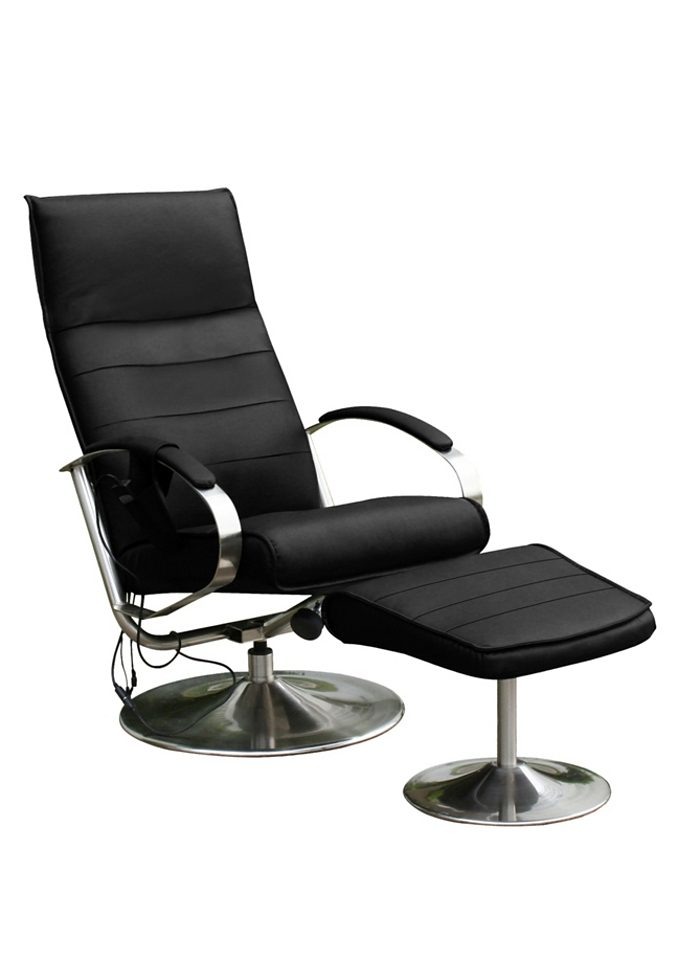 Alpha Techno Massagesessel | Wohnzimmer > Sessel > Massagesessel | Thebalm