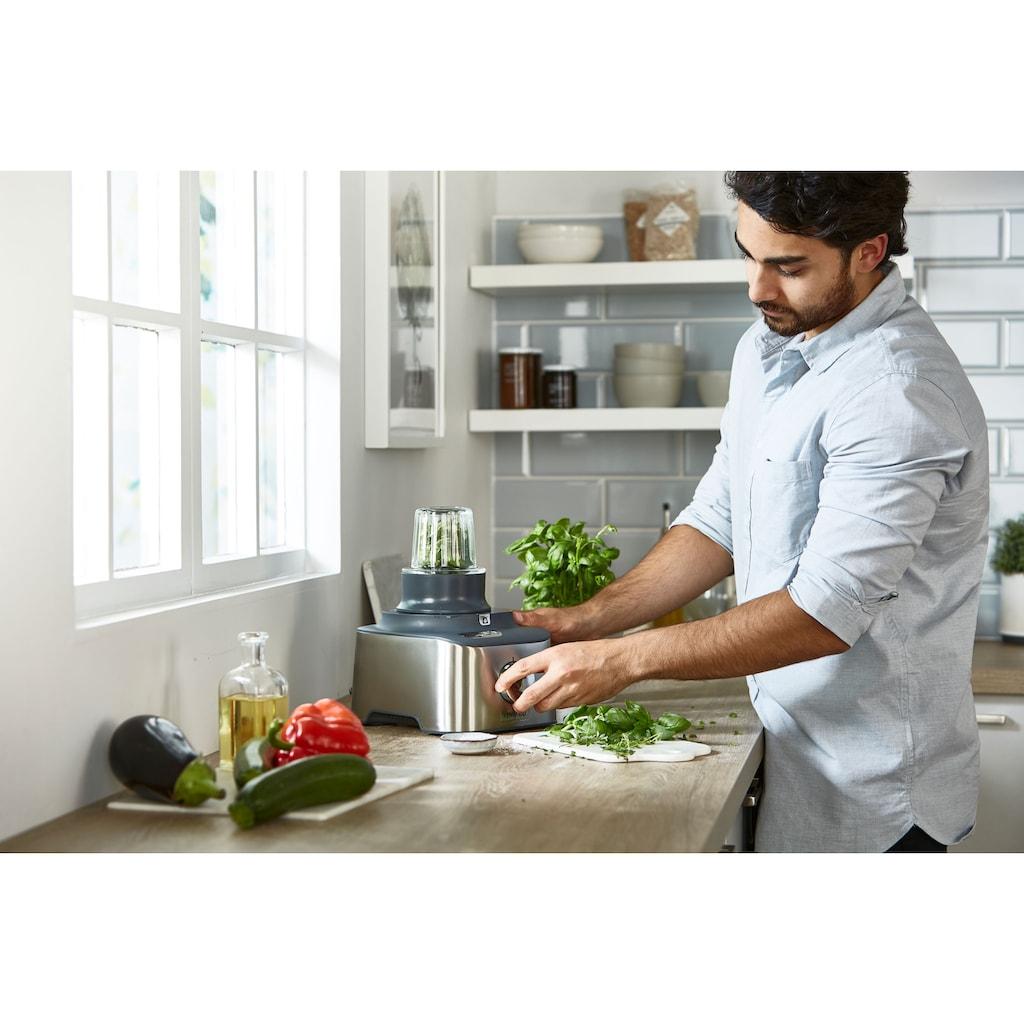 KENWOOD Kompakt-Küchenmaschine »Multipro Compact+ FDM313SS«, mit integrierter Waage
