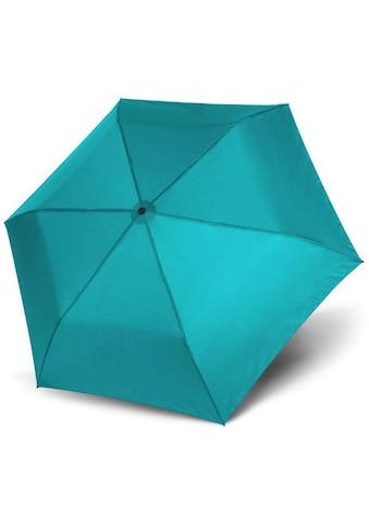 """doppler® Taschenregenschirm """"Zero Magic, uni aqua blue"""" kaufen"""